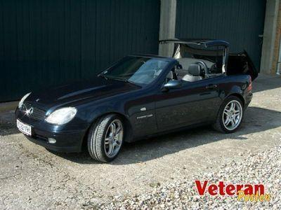 brugt Mercedes SLK230 aut