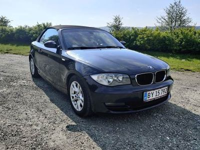 brugt BMW 120 Cabriolet