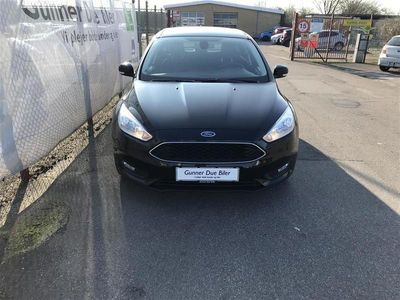 usado Ford Focus 1,0 EcoBoost Edition 125HK Stc 6g