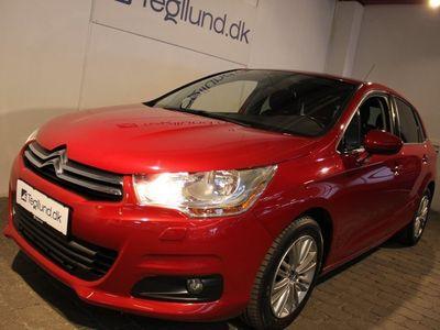 brugt Citroën C4 1,6 HDi 110 SX