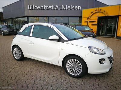 used Opel Adam 1,0 Turbo GLAM 90HK 3d 6g