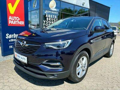 brugt Opel Grandland X T 130 Enjoy