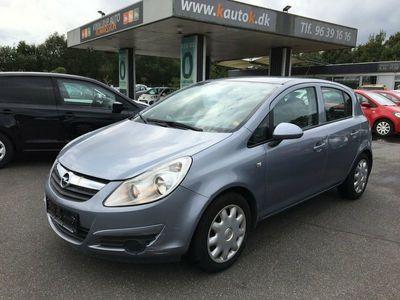 brugt Opel Corsa 1,3 CDTi 75 Essentia