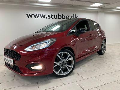 brugt Ford Fiesta 1,0 EcoBoost ST-Line Start/Stop 140HK 5d A+ Bliv ringet opSkriv til os