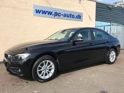 käytetty BMW 320 d 2,0 aut.