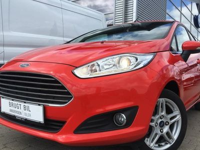 usado Ford Fiesta 1,0 Titanium Start/Stop 65HK 5d