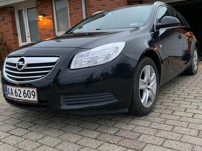 brugt Opel Insignia 2,0CDTi 130HK Sports Tourer
