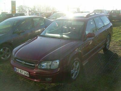 brugt Subaru Legacy 2,5 GX-PX stc.