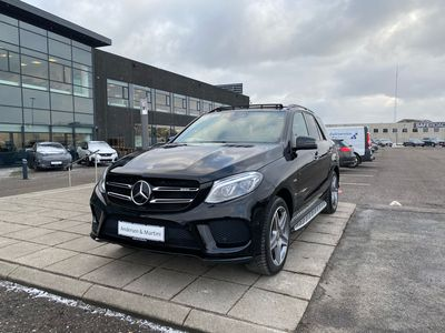 brugt Mercedes GLE43 AMG AMG 3,0 4-Matic 9G-Tronic 367HK 5d 9g Aut.