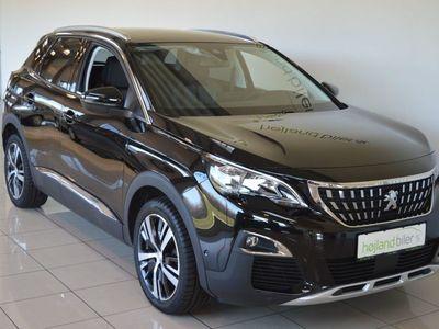 brugt Peugeot 3008 1,6 BlueHDi 120 Allure EAT6