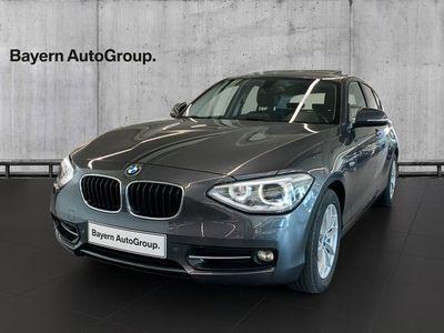 brugt BMW 116 d 2,0 aut.