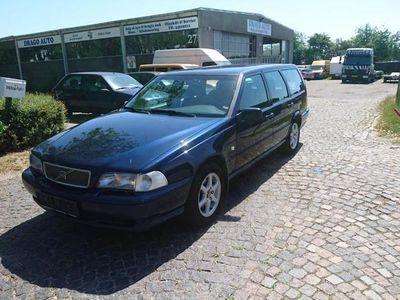 brugt Volvo V70 2.0 st.car