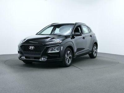 brugt Hyundai Kona 1,6 GDI Mild hybrid Advanced DCT 141HK 5d 6g Aut. A++