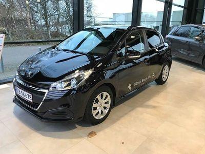 gebraucht Peugeot 208 1,5 BlueHDi Envy 100HK 5d