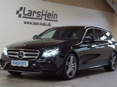 brugt Mercedes E250 AMG Line stc. aut.