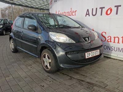 brugt Peugeot 107 1,0 Comfort 68HK 5d