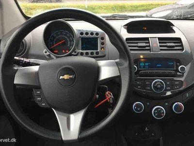 brugt Chevrolet Spark 1,2 LT A/C 82HK 5d