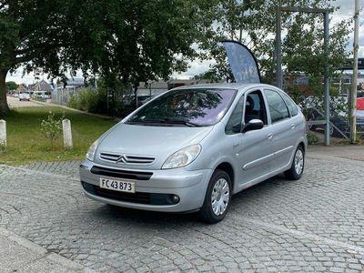 brugt Citroën Xsara Picasso 1,6i 8V 95 Advance