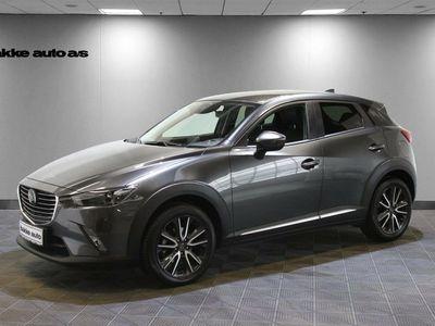 brugt Mazda CX-3 1,5 Sky-D 105 Optimum