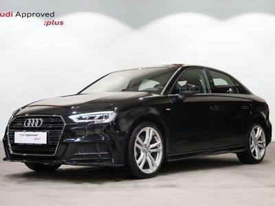 brugt Audi A3 40 TFSi Limited+ quattro S-tr.