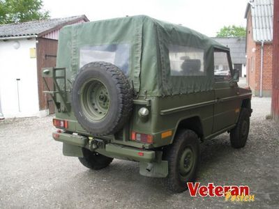 used Mercedes G240 Mercedes-Benz 240GD