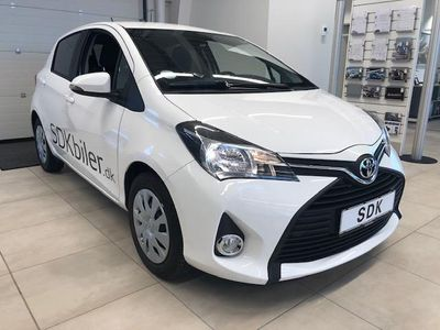 brugt Toyota Yaris 1,0 VVT-I T1 Style 69HK 5d