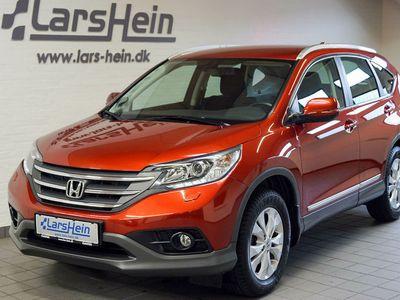 brugt Honda CR-V 2,0 i-VTEC Elegance aut. 4WD Van