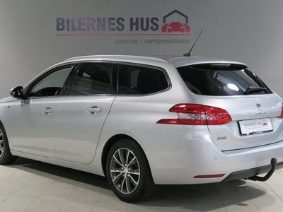 brugt Peugeot 308 1,6 BlueHDi 120 Style SW