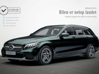 używany Mercedes C300 d 2,0 AMG Line stc. aut.