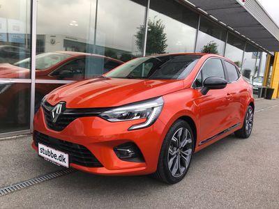 brugt Renault Clio 1,0 TCE Intens 100HK 5d A++ Bliv ringet opSkriv til os