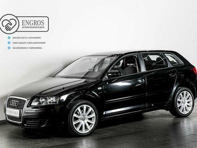brugt Audi A3 Sportback 1,9 TDi Ambiente