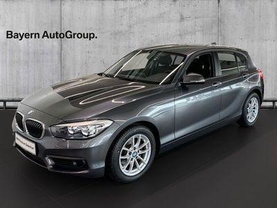 brugt BMW 118 d 2,0 Connected aut.