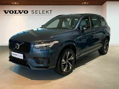 brugt Volvo XC90 T8 ReCharge R-Design aut. AWD