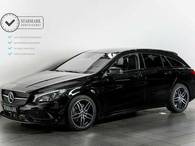 brugt Mercedes CLA250 2,0 AMG Line SB aut.