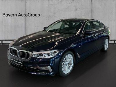 brugt BMW 530 d 3,0 Luxury Line aut.