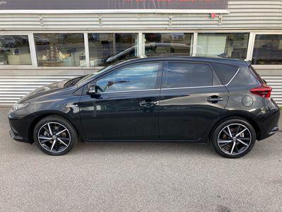 brugt Toyota Auris Hybrid 1,8 Hybrid Selected 136HK 5d Aut. A++ Bliv ringet opSkriv til os
