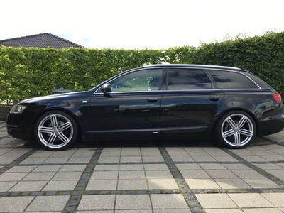 brugt Audi A6 2,4 aut. 177HK Stc