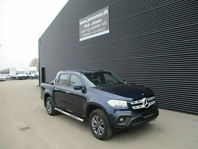 brugt Mercedes X250 2,3 CDI Pure 4-Matic 190HK Pick-Up 7g Aut. 2018