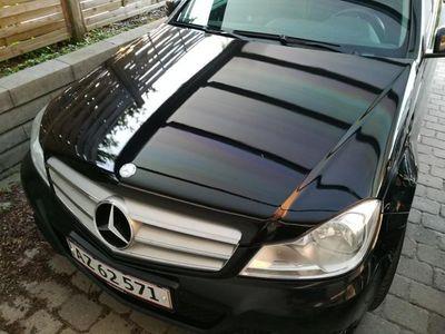 brugt Mercedes C220 2,1 -BENZ C 220T CDI BE