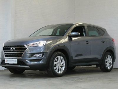 used Hyundai Tucson 1,6 T-GDi Trend DCT