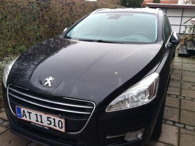 brugt Peugeot 508 2,0 HDI 163 HK aut SW