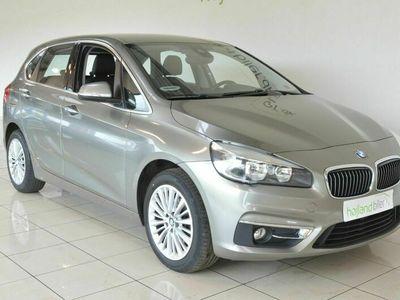 brugt BMW 218 Active Tourer d 2,0 Luxury aut.