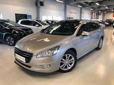second-hand Peugeot 508 SW 2,0 HDI Allure 163HK Stc 6g