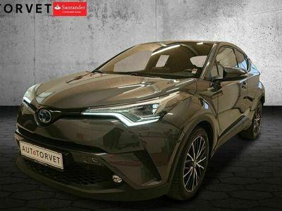 brugt Toyota C-HR 1,8 Hybrid C-LUB CVT