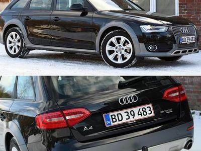 brugt Audi A4 Allroad Allroad 3,0 quattro 3.0 tdi 245 hk s tronic