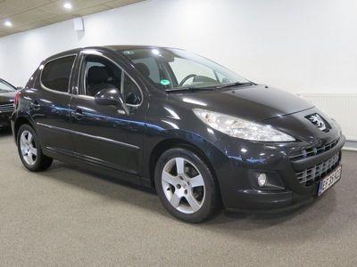 käytetty Peugeot 207 1,6 HDi 92 Sportium