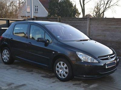 used Peugeot 307 1,6 XR 110HK 5d