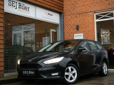 used Ford Focus 1,5 TDCi Business stc. 120HK st.car