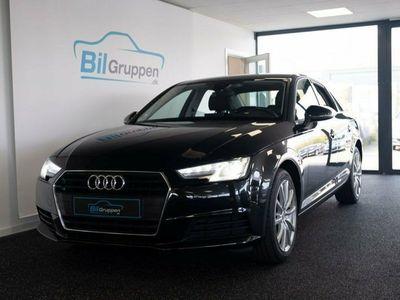 brugt Audi A4 2,0 TDi 150 S-tr.