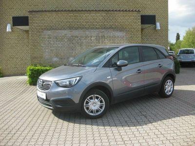 gebraucht Opel Crossland X 1,2 T 110 Impress aut.